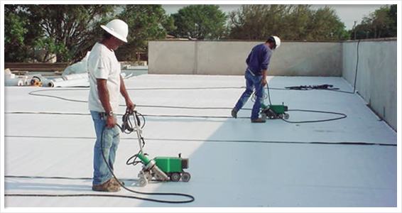 Tpo Vs Epdm Rubber Roofing Flat Roof Guide